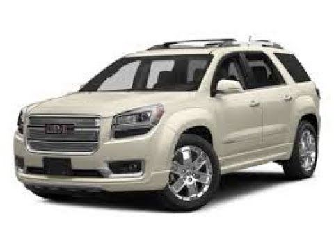 Fuel Pump Change On A Gmc Acadia Chevy Traverse Buick Enclave