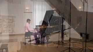 Schumann - Fantasiestücke op.12, no.1-4 (Piano: Or Yissachar)