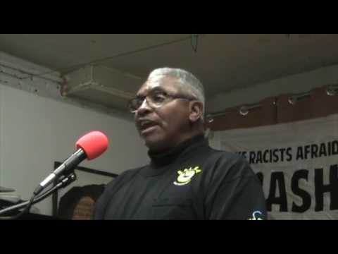 Why Workers Must Fight White Supremacy: special presentation by Clarence Thomas