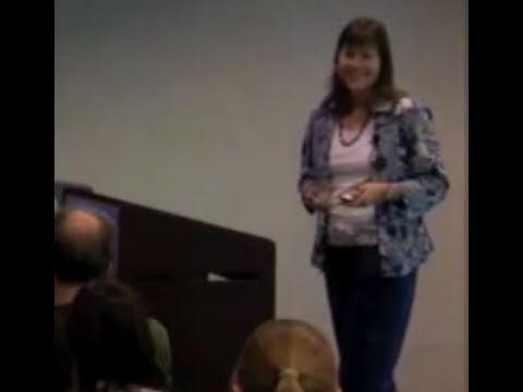 Surface of Mars - Janice Bishop (SETI Talks)