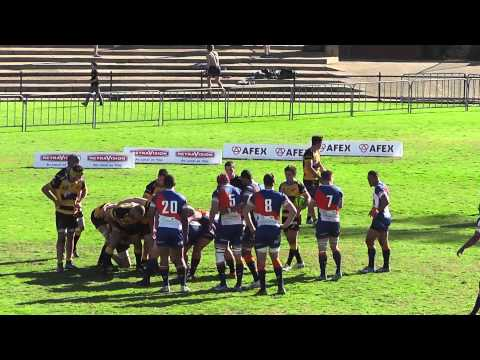 NRC14 Rd 3: Greater Sydney Rams v Perth Spirit - Second Half