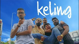 Gambar cover KELING (Lil Dicky - Freaky Friday PARODY) ft. Adam Izzy