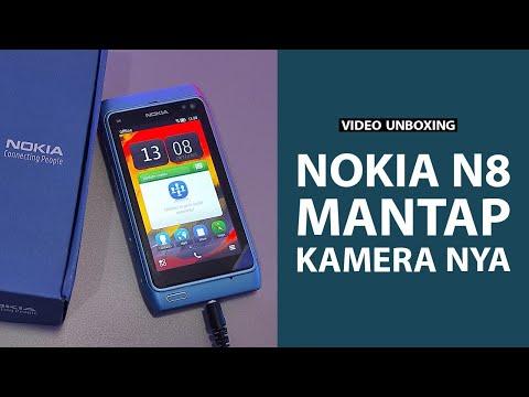 Unboxing Nokia N8 Di Tahun 2021