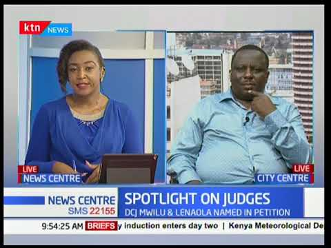 SPOTLIGHT ON JUDGES: They allegedly met NASA lawyers