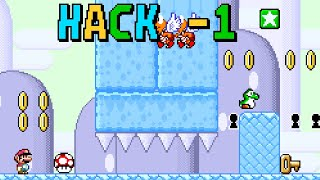 Golden Yoshi's Hack  -1 • Super Mario World ROM Hack