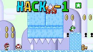 Golden Yoshi's Hack  -1 • Super Mario World ROM Hack