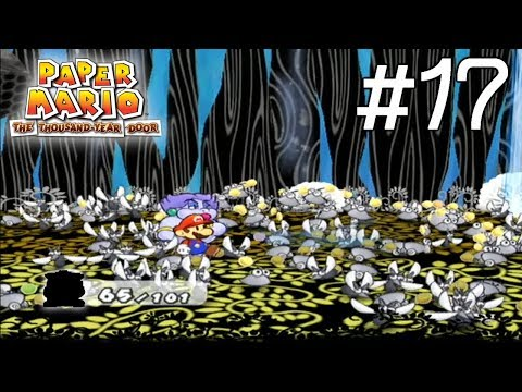 Let's Play Paper Mario: The Thousand Year Door #17 [Chapter 2] - Advance Wars