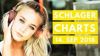 Schlager Charts 2018 - Die Top 10 vom 14. September