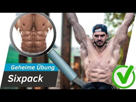 Sixpack Training (deutsch) - Neue Bauchmuskelübung für ein Sixpack | Andiletics