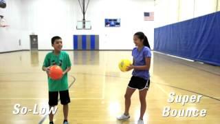 High-Density Foam Activity Balls