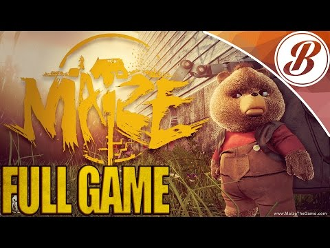 Maize Game Walkthrough [Full Game 1080p  60fps]
