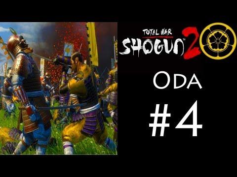 Shogun 2 - Oda Campaign (Legendary) - Part 4: The Mighty Imagawa