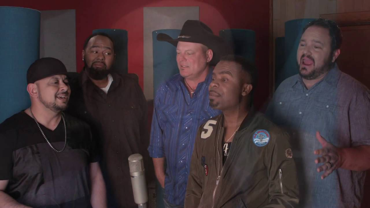"""""""I Swear"""" duet with All-4-One & John Michael Montgomery"""