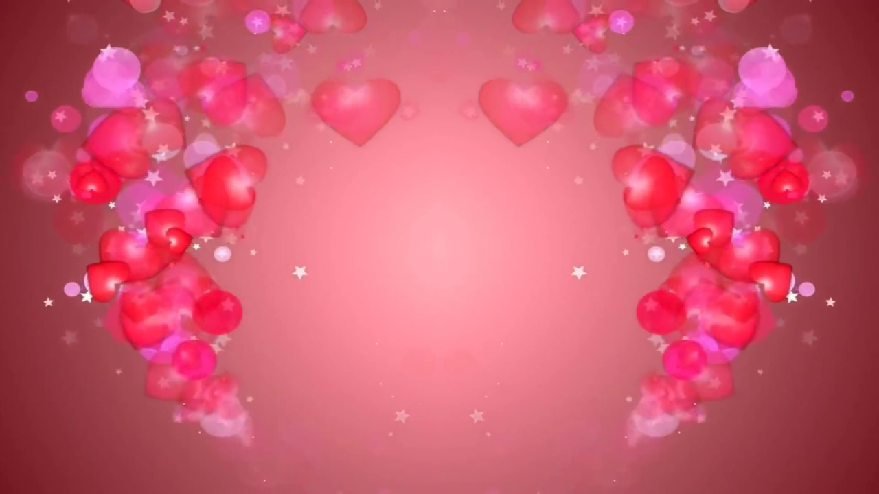 4k wedding video background heart shape new background collection youtube - Background images 4k hd ...