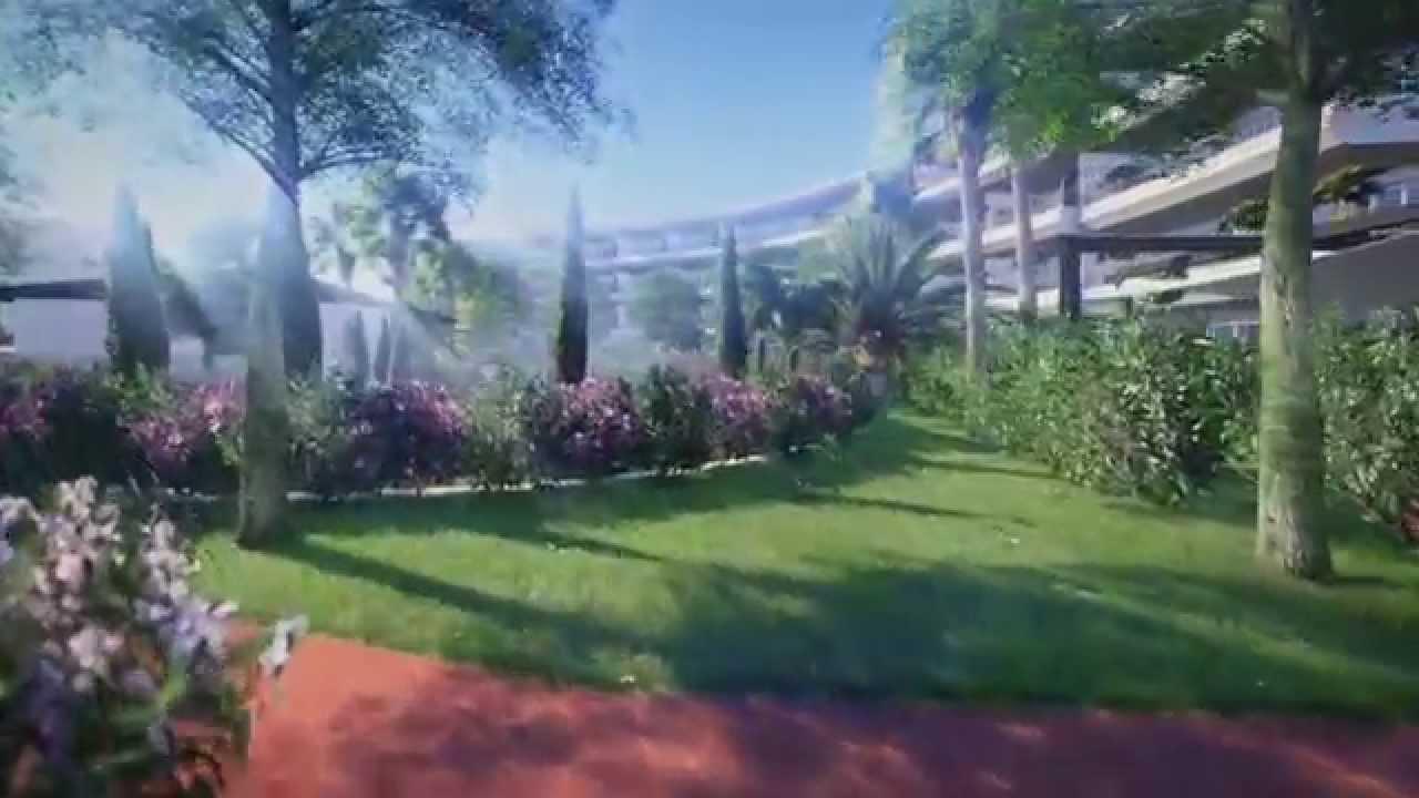 Les jardins de maraval saint rapha l youtube - Saint cyprien les jardins de neptune ...