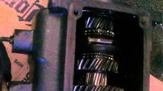 65-66 Mustang Transmission 6 Cylinder 3 Speed