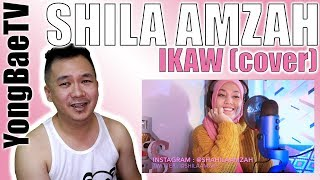 Shila Amzah - Ikaw (Cover) | Reaction | YongBaeTV