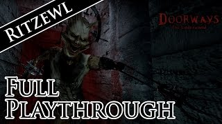 Doorways: The Underworld Full Playthrough - No Commentary