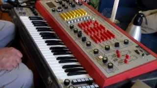 Ionic Performer Synthesizer: Quick Demo