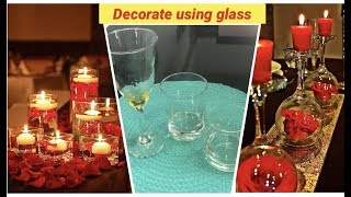 DECORATION IDEAS FOR HOME /TABLE DECORATION/ROOM DECOR