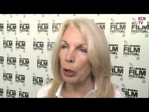 BFI London Film Festival 2013 Amanda Nevill Interview