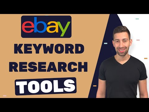 Top 3 Free Secret Ebay Keyword Research Tools For Title Optimization Seo Tips For Ebay Listings Youtube