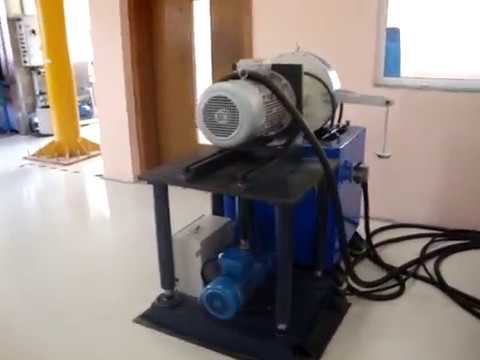 Electric Motor Testing Equipment