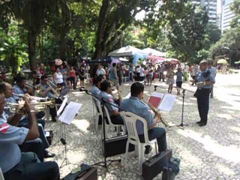 Billie Jean (Michael Jackson Cover) - Swing Jazz Band da PMPA de Belém/PA