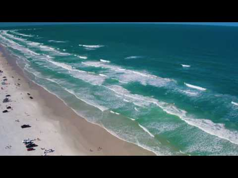 Florida Travel: Fly Above New Smyrna Beach