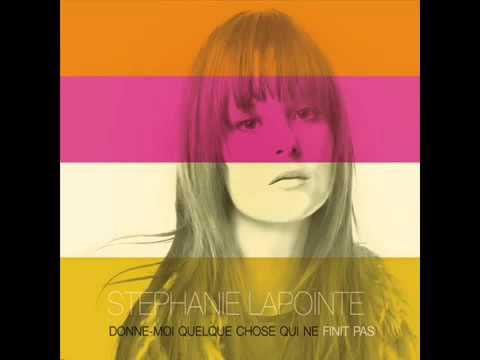 Stéphanie Lapointe ~ Bang Bang