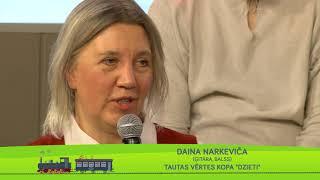 """Raidījums """"Vilciens Rīga - Valka"""". Dzieti (05.03.2018.)"""