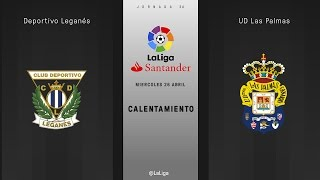 Video Gol Pertandingan Leganes vs Las Palmas