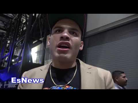 Julio Cesar Chavez Jr Seconds After Canelo vs GGG Calls Out GGG EsNews Boxing