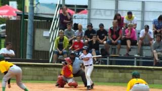 Чемпионат Европы по бейсболу 2012г