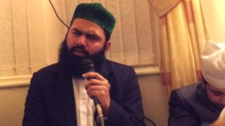 Adeel qasmi sahib reciting naat maqbool