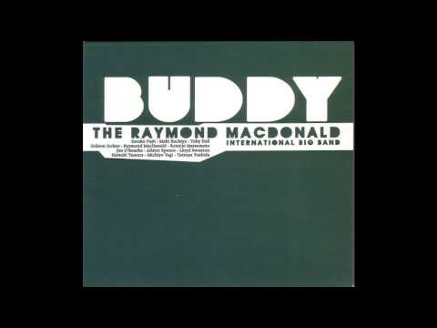 """Raymond MacDonald International Big Band :""""Artificial Intelligence"""""""
