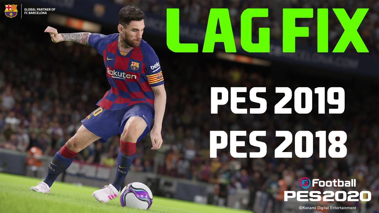 Pes 19 lag fix without any antilag 100% Fix || Intel HD Graphics||