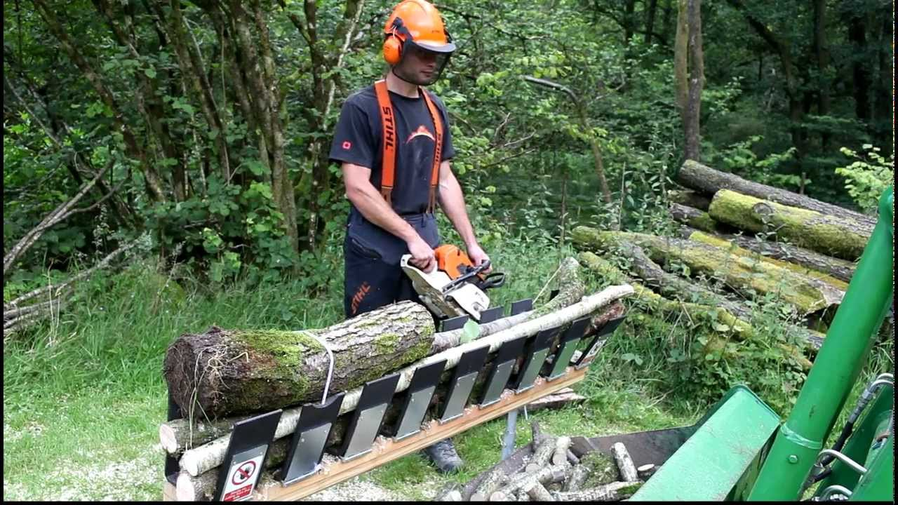 how to cut timber without a chainsaw