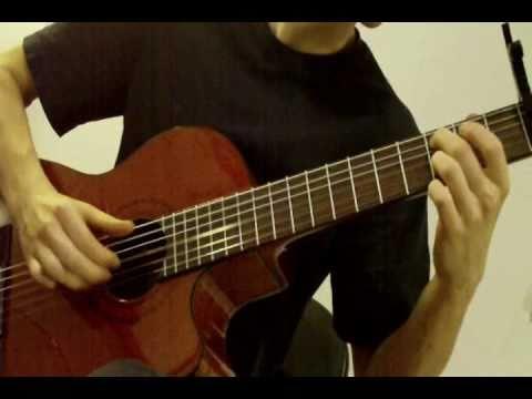 Sakura, Ikimono Gakari, classical guitar