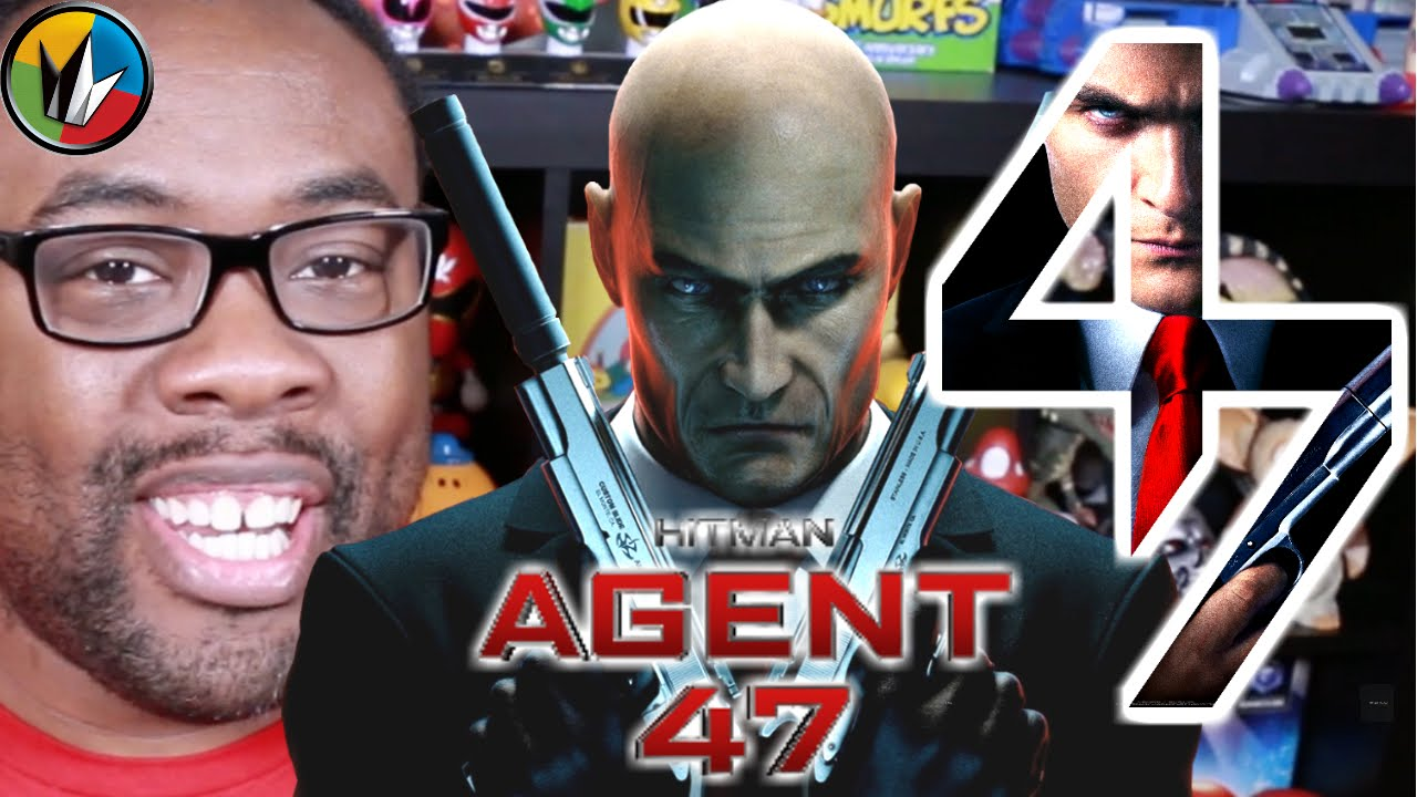 Hitman Agent 47 2015 Catching Up With Andre