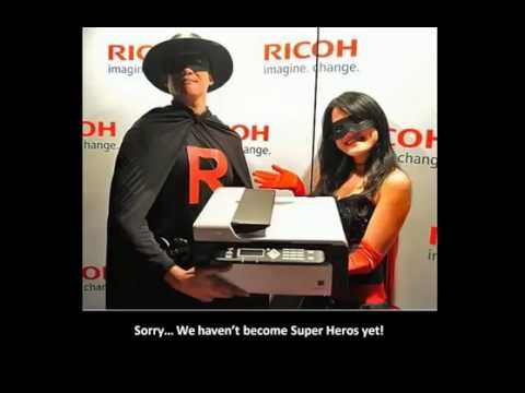 """Do you really know """"The New RICOH"""" ?"""