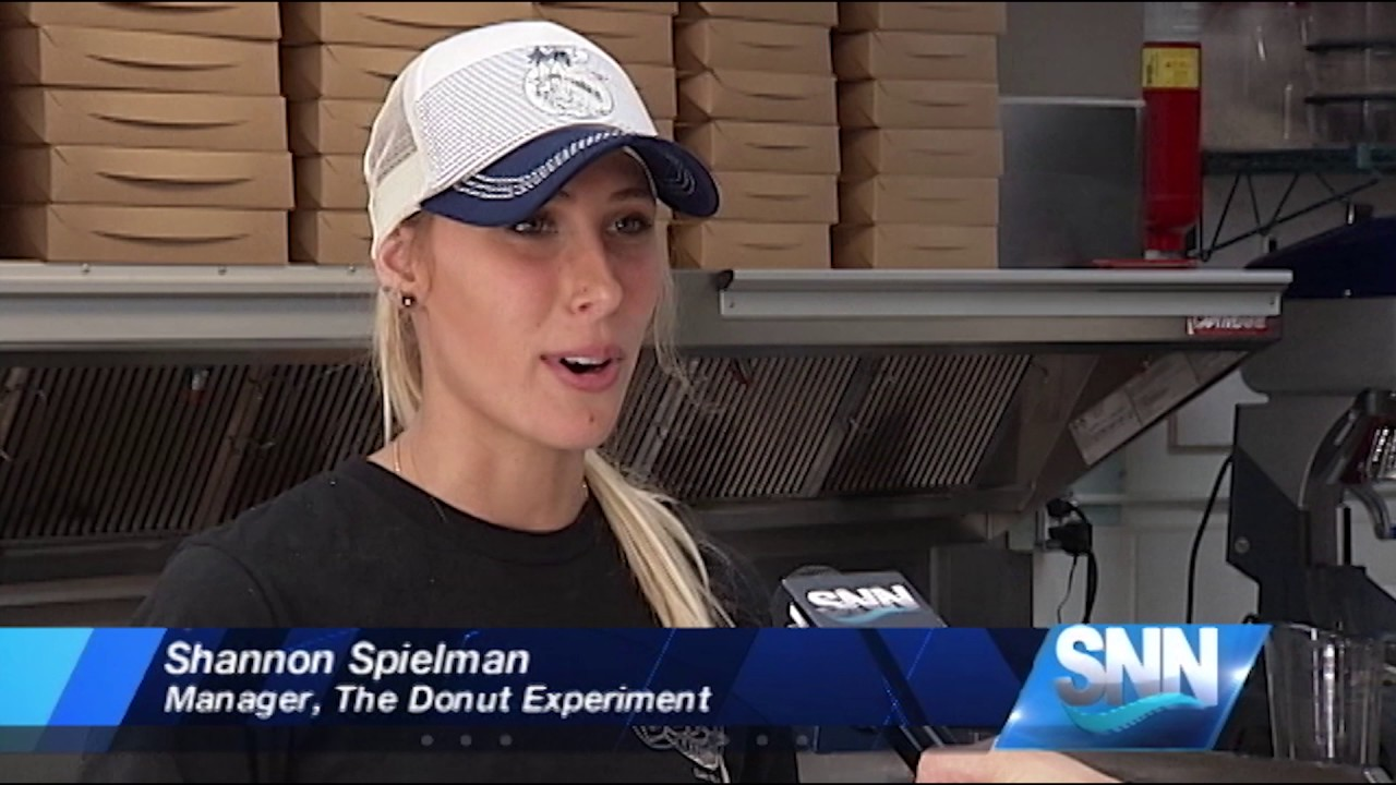 SNN: Experience the Suncoast: The Donut Experiment