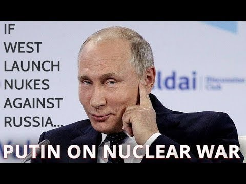 Putin elaborates on a positive step in Russian nuclear doctrine