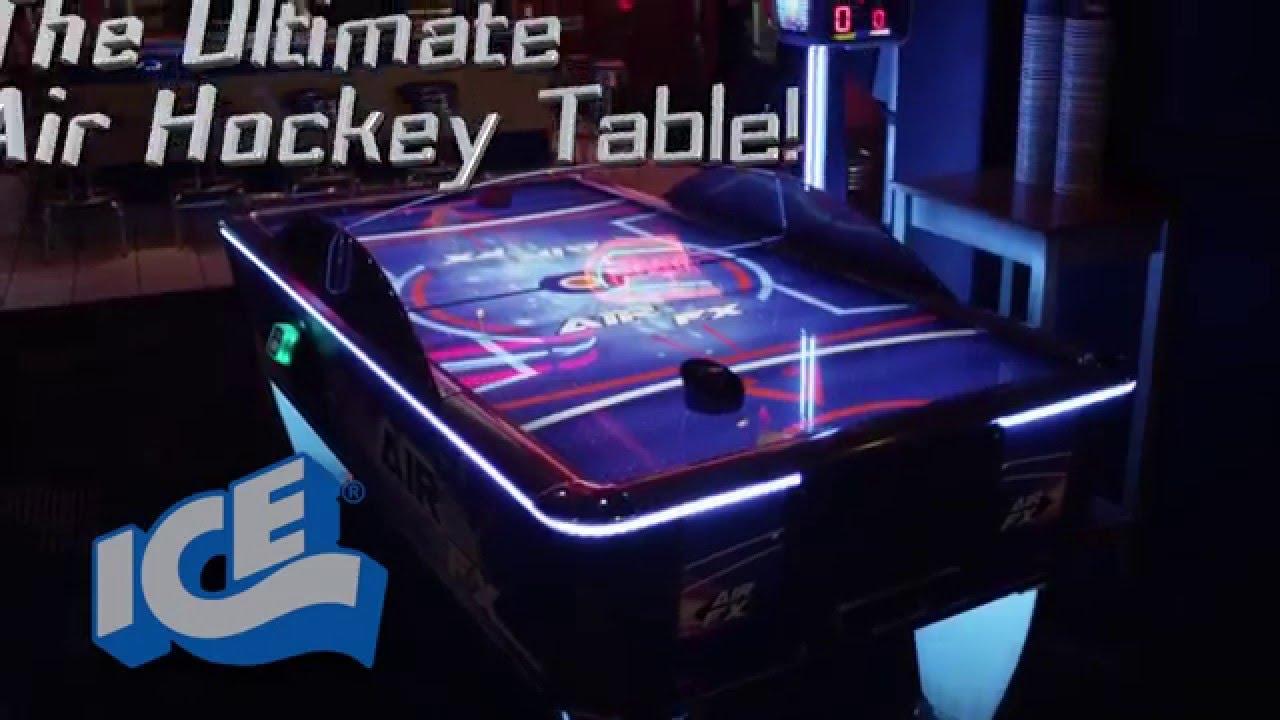 AIR FX LED Air Hockey Table