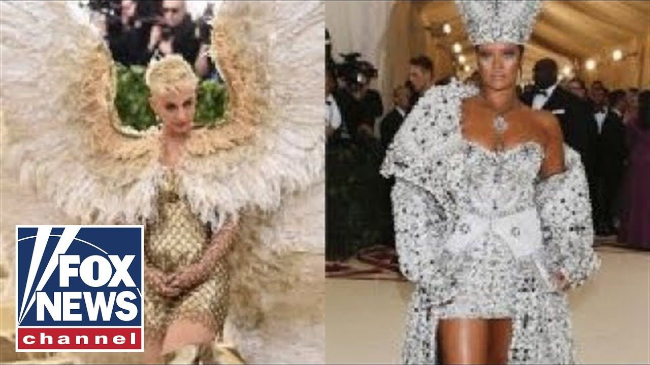Met Gala's 2018 Catholic Church theme gets controversial