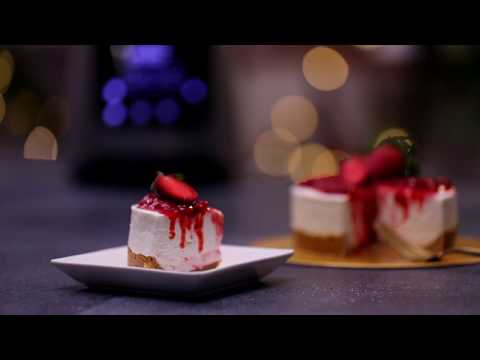 Easy No Bake Cheesecake | Smart Cooking with Reliance Digital