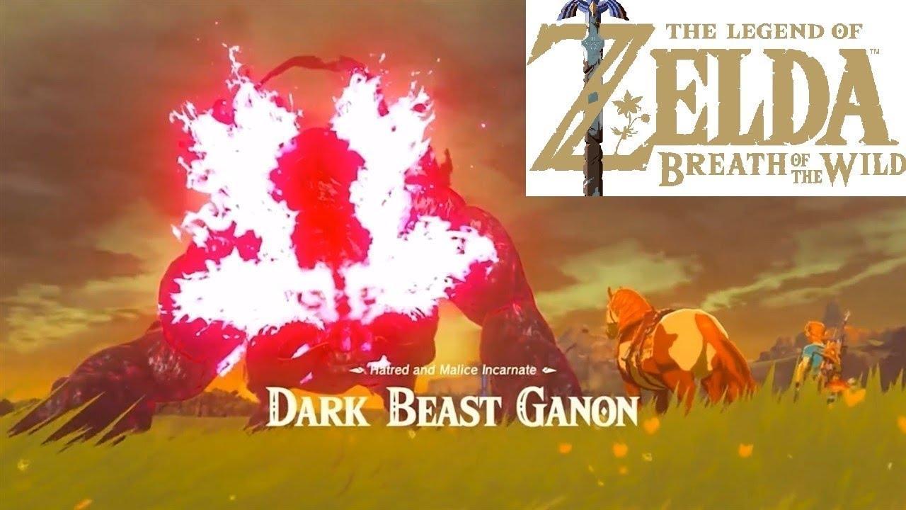 Breath Of The Wild Main Theme Remix Final Boss Battle Piano Music Dark Beast Ganon Zelda