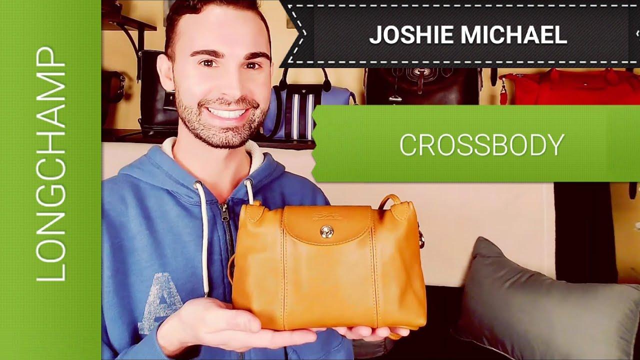 LONGCHAMP Cuir Crossbody - What It Fits || JM