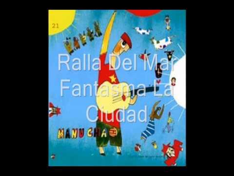 Manu Chao-Clandestino Lyrics