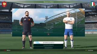 FRANCE - ITALIE : Rugby 18